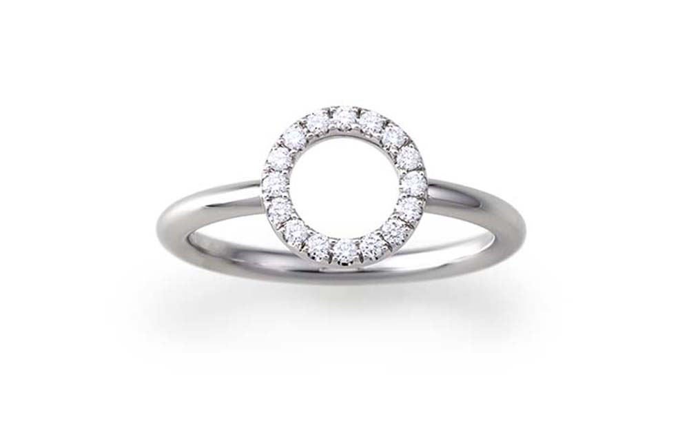 U-line / Ring / PT / Diamond